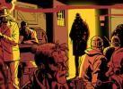 Rorschach in Watchem Comic