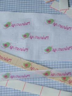 Como fazer etiquetas personalizadas em tecido