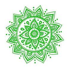 Green Heart Chakra Eyeshadow