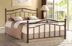 Queen Metal Bed Frame Ideas (7)