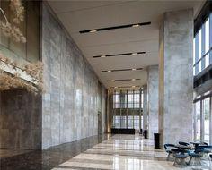 浙商大厦公共空间设计 - 设计腕儿【腕儿案例】