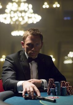 Craig...Daniel Craig.