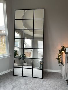 Ikea Mirror Hack, Diy Mirror, Garden Mirrors, Diy Furniture Projects, Living Room Mirrors, Decoration, Diy Home Decor, Saw Wood, Avocado Tree