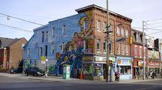 Cabbagetown Toronto http://www.triptoes.com/triptoes-top-5-toronto-neighbourhoods/  www.triptoes.com