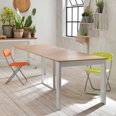 xl esstisch in weiß verlängerbar küchentisch,esszimmertisch, Esstisch ideennn