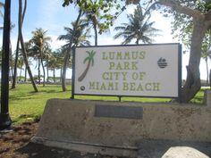 Day #10 - Lummus Park @Art Deco Area, South Beach