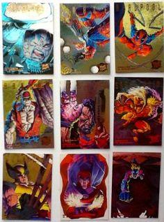 59c091c6b4c 1994 FLEER ULTRA ~ HUNTERS   STALKERS ~ FREE SHIPPING. EFamilySales · Comic  Cards