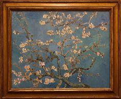 Almond blossoms - Van Gogh