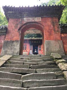 Pilgrim Temple WudangShan