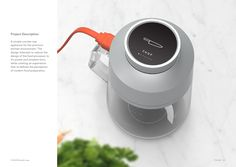 Food Processor Redesign | Dustin Lee