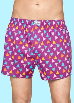 Awesome Printed Cotton Boxer Shorts Underwear For Man Mango Man Hairstyles For Men Maxibearus