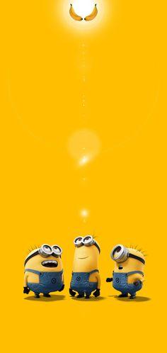 Cute Minions Wallpaper, Minion Wallpaper Iphone, Apple Logo Wallpaper Iphone, Samsung Galaxy Wallpaper, Cute Disney Wallpaper, Cute Cartoon Wallpapers, Crazy Wallpaper, Cute Wallpaper Backgrounds, Wallpapers Android
