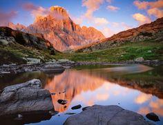 Cimon della Pala, Italian Alps jigsaw puzzle in Great Sightings puzzles on…