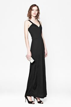Marquee Jersey Maxi Dress - Dresses - French Connection