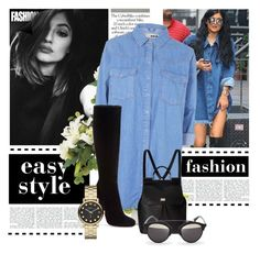"""""""Kylie Jenner"""" by pat-youandme ❤ liked on Polyvore featuring Topshop, Christian Louboutin, Dolce&Gabbana, Marc by Marc Jacobs and Christian Dior"""