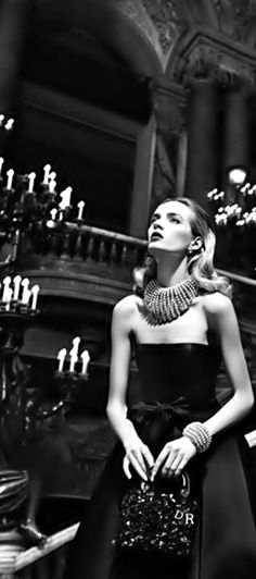 Rosamaria G Frangini | High Chic Fashion | Christian Dior