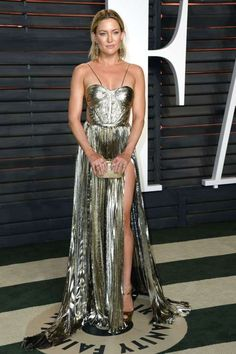 Kate Hudson attends the 2016 Vanity Fair Oscar Party at the Wallis Annenberg Center for the Performi... - Stewart Cook/REX/Shutterstock/Rex USA