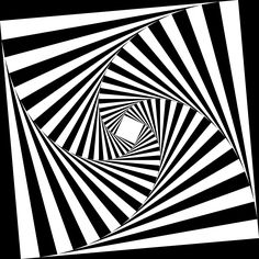 Illustration about Op art, also known as optical art, is a style of visual art that makes use of optical illusions. Illustration of novelty, black, escher - 28323910 Illusion Kunst, Illusion Drawings, Art Optical, Optical Illusions, Optical Illusion Art, Tessellation Patterns, Doodle Patterns, Henna Patterns, Doodle Borders
