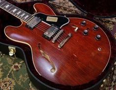 Gibson Custom Shop Collector's Choice 1962 ES-335