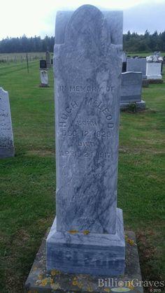 Headstone image of Barbara McLeod
