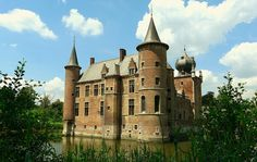268 Best CheeseWeb s Big Map of Castles in Belgium images in 2019