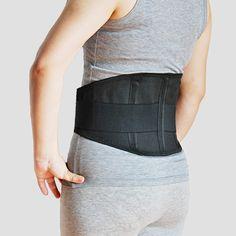 33ed9ebf1a Women Medical Lower Back Brace Waist Belt Spine Support Men Belts  Breathable Lumbar Corset Orthopedic Back Support