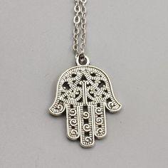 Pink 2 Set Friendship Acrylic Unicorn Charm Necklace Fashion Jewelry FancyCharm