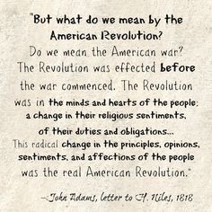 was the american revolution radical essays