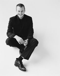 Heath Ledger by Ben Watts