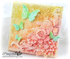 My Little Craft Things: Anything But Cute - #11 Crazy for Colour