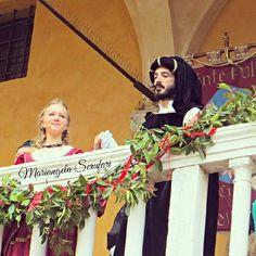 Carnevale Rinascimentale a Ferrara #RinasciFE2014 - Instagram foto di onda978