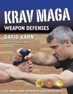 krav maga weapon defense book