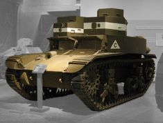 "M2A3 ""Mae West"" on display at Patton Cavalry and Armor Museum, Fort Knox, Kentucky."