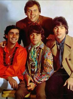 The Rascals - circa 1967 — with Young Rascals, Felix Cavaliere, Gene Cornish, Eddie Brigati, The Rascals and Dino Danelli.