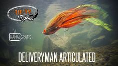 Tie TV - DeliveryMan Articulated (Pike/Muskie Fly) - Andreas Andersson