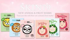 skin79 sheet mask da ora disponibili in Italia http://www.bbcreamitalia.com/