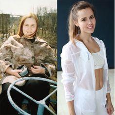 Schlankheitsgeheimnisse von Tatiana Rybakova