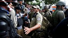 Car plows through protesters at white nationalist rally in Charlottesville