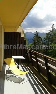 Appartement - Résidence Monoikos Pra-Loup Situated 300 metres from Clapiers Ski Lift in Pra-Loup, this apartment features a sun terrace. Guests benefit from terrace. A TV is provided.