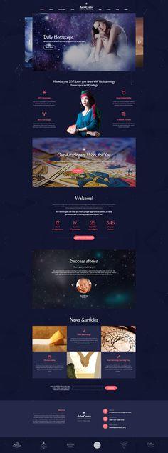 A Website Creation Guide For Creating Spectacular Compelling Websites News Website Design, Website Design Inspiration, Website Designs, Website Ideas, Design Ideas, Modern Website, Custom Website, Best Portfolio Websites, Birth Horoscope