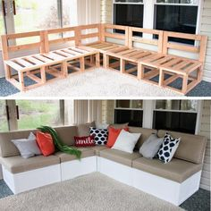 diy home sweet home: Add more Seating to Your Home With These diy Tutorials