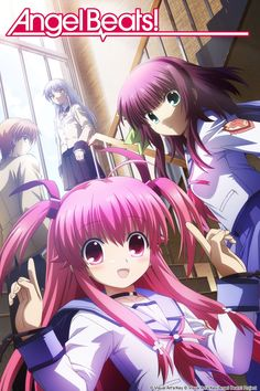 Angel Beats! Staffel 1 Ger-Dub