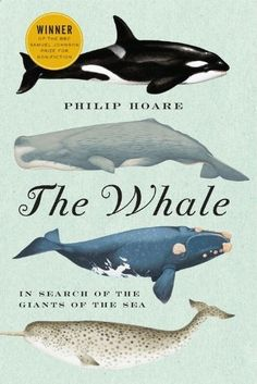 The Whale: In Search of the Giants of the Sea by Philip Hoare http://www.amazon.com/dp/B003B02ONC/ref=cm_sw_r_pi_dp_D4bOwb1YS4PEP
