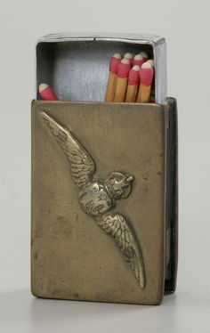 Trench Art - Matchbox | Canada and the First World War