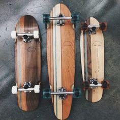 Skateboard decks by globebrand Longboard Design, Skateboard Design, Painted Skateboard, Board Skateboard, Skateboard Decks, Penny Skateboard, Longboard Decks, Skates, Skate Logo