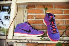 "Nike Free Flyknit Chukka ""Hot Lava"" (Another Look"