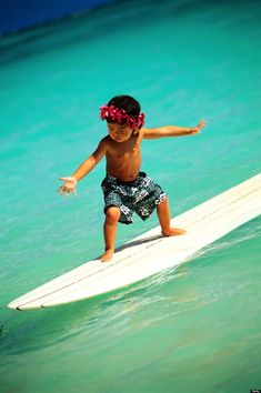 Surfer Groms | The Post Social                                             How about a few shots of super cute kids ripping at surfing? We couldn't resist.