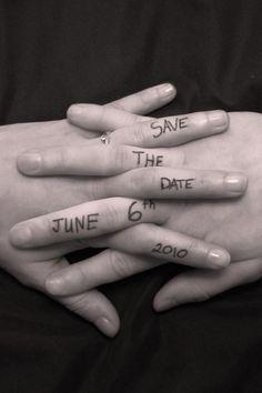 20 Save The Dates incríveis para te inspirar | Casar é um barato