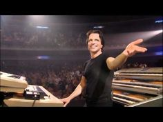 MUSIC Video (8:17) Yanni - Niki Nana 2009 Live Concert HD - YouTube (Wow! This is wild. Phenomenal dancing.)