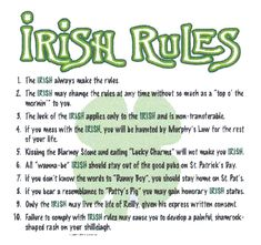 """Could someone also mention that you are a MORON if you get a tattoo of a clover because you are """"Irish?"""" It's a shamrock. It has 3 leaves.but you would know that if you were actually Irish. patricks day humor sayings Irish Jig, St Patricks Day Quotes, Irish Quotes, Irish Sayings, Irish Proverbs, Irish Language, Irish American, American Women, American Art"""